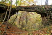 Gravois Mills Natural Bridge