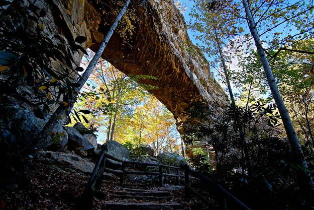 Natural Bridge of Kentucky